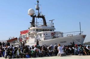 V Stredozemnom mori v roku 2015 zomrelo už takmer 2 500 migrantov a utečencov