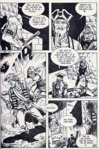 Takto Pavel Koza ako 19-ročný kreslil Veľkého Bleka
