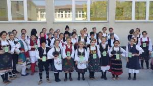 Dobanovčania tiež tancovali v potenciálne najväčšom srbskom kole (Foto: V. Šalovićová)
