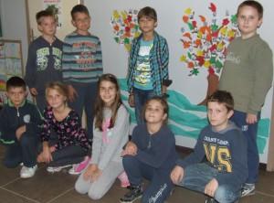 Kulpínski žiaci boli hrdí na Strom detských práv, ktorý samostatne vypracovali
