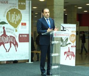 Veľtrh turizmu otvoril podpredseda vlády Rasim Ljajić