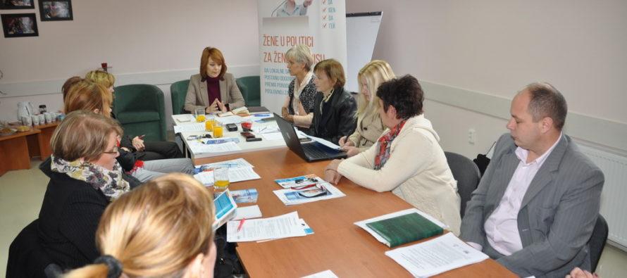 Ženy v politike pre ženy v biznise