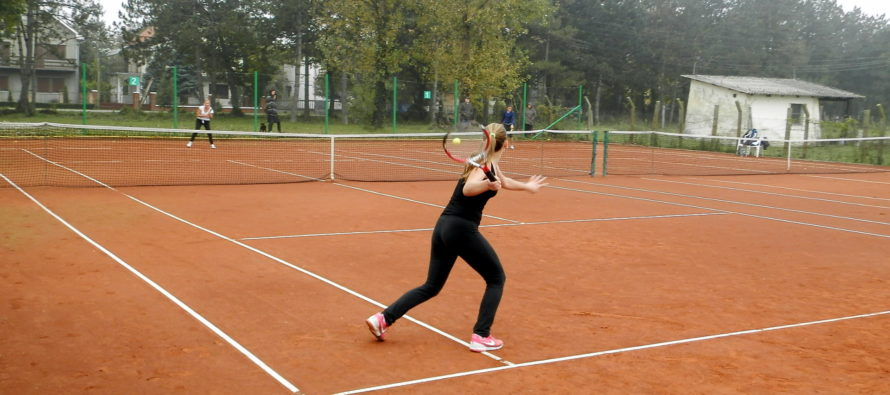 NA TENISOVÝCH KURTOCH TK KOVAČICA: Masters Tenisového zväzu Vojvodiny