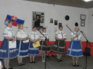 S chuťou si zaspievali aj padinské ženy