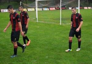 Nevedia, ako vyhrať: Labović, Atanasković, Mačužić opúšťajú ihrisko so sklonenými hlavami