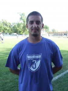Priniesol obrat: Aco Lukić (Jednota St. Pazova)