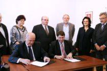 ÚSŽZ a SZSZ včera podpísali memorandum o spolupráci
