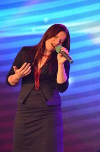 Najlepšou skladboi minuloročného festivalu bola pieseň Prečo láska odchádza, skladateľa Jána Petráša, ktorú  interpretovala Anita Petráková. (Foto: J. Pániková)