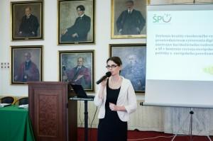 Darina De Jaegher o pripravovanom národnom projekte ŠPÚ