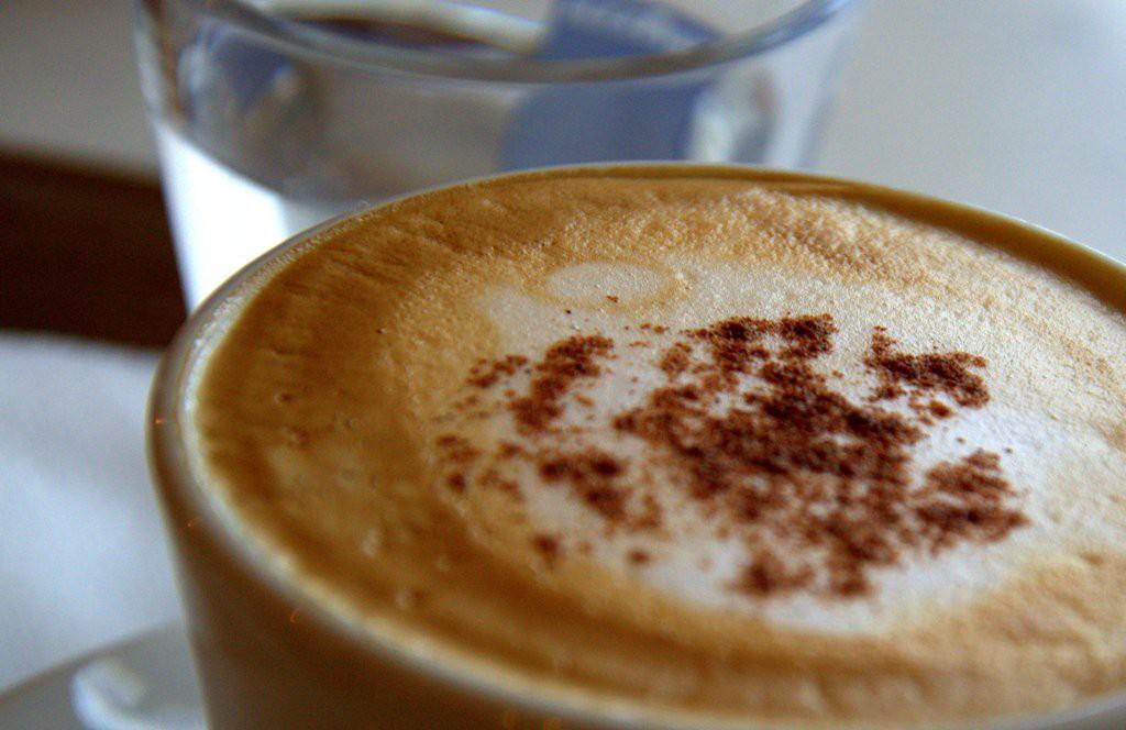 Jesen kava