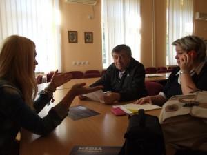 Dohovor o nastávajúcich aktivitách pre frekventantov seminára