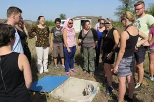 Projekt odstraňovania kerozínu z pôdy na letisku v Marculesti
