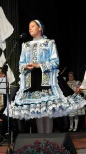 Najrozspievanejší klenot – Nina Francistyová z Kysáča