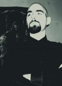 Dušan Durman - hlavlou a bradou (Foto: archív D. D.)