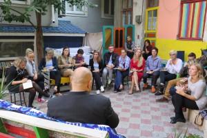 Diskusia s veľvyslancom SR v Moldavsku