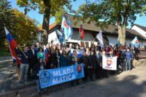 Delegácia MSS na Štúrovských oslavách