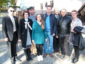 Delegácia MSS s matičiarmi zo Slovenska