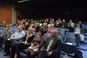 Účastníci konferencie a hostia