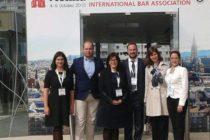 Jelena V. Jonovská z Pančeva sa zúčastnila na Výročnej konferencii IBA vo Viedni