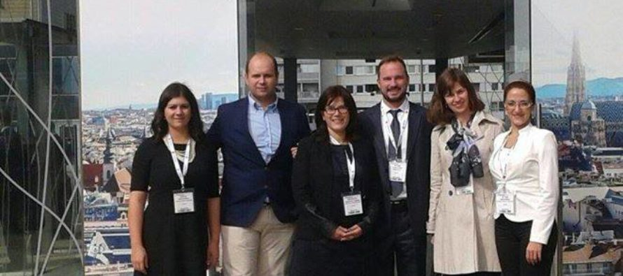 Advokatica Jelena V. Jonovska iz Pančeva je učestvovala na Godišnjoj konferenciji IBA u Beču