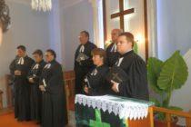 Slávnostné služby Božie v Slankamenských Vinohradoch