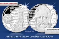 Otec spisovnej slovenčiny v rýdzom striebre!