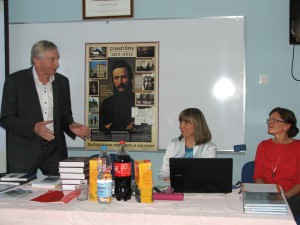 Augustín Maťovčík, Elena Kačalová a Daniela Marčoková