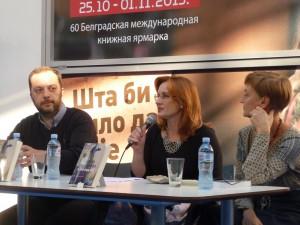 Prezentácia prekladu Zdenky Valentovej-Belićovej