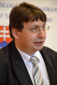 Vladimír Skalský - staronový predseda SZSZ (Foto: A. Meleg)