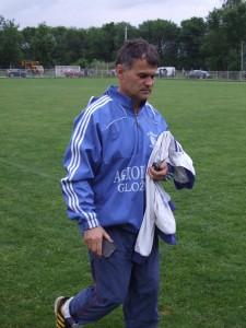 Úspešná taktika: Siniša Stanivuk, tréner Budúcnosti