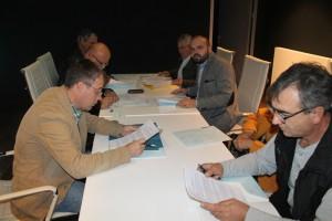 Podpisovanie zmlúv