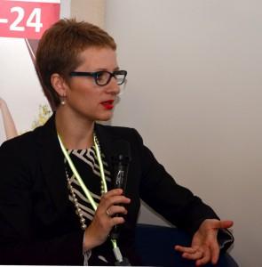 Vladimíra Dorčová-Valtnerová (Foto: Csilla Dávid)
