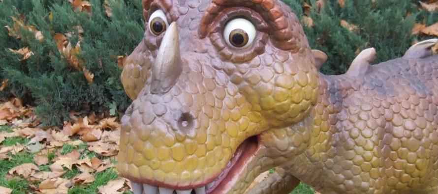 Videli ste dnes dinosaurov v Novom Sade? Pošlite nám fotografie!