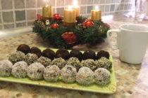 Rýchle a zdravé vianočné zákusky podľa Mariany Valtnerovej