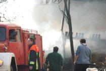 AKTUALIZOVANÉ: V Kysáči horela Ferkova stajňa s domácimi zvieratami