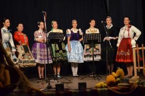 Členky speváckej skupiny