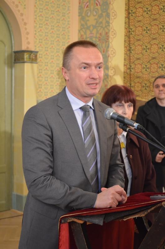 Bojan Pajtić, predseda Vlády AP Vojvodiny (Foto: J. Pániková)