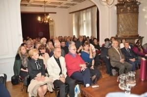 Záber zo zhromaždenia ZSS