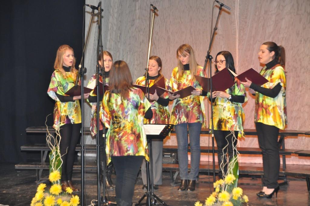 Komorný zbor Agapé Nový Sad