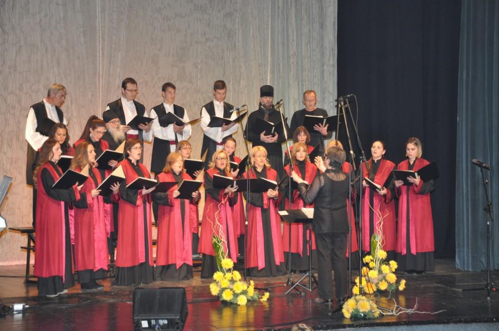 Zmiešaný spevácky zbor Rozanov Đurđevo