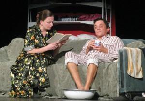 Kysáčania na scéne Divadelného vavrína
