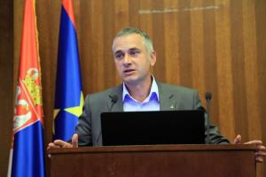 Porakjinský tajomník Branisalv Bogaroški (Foto: www.vojvodina.gov.rs)