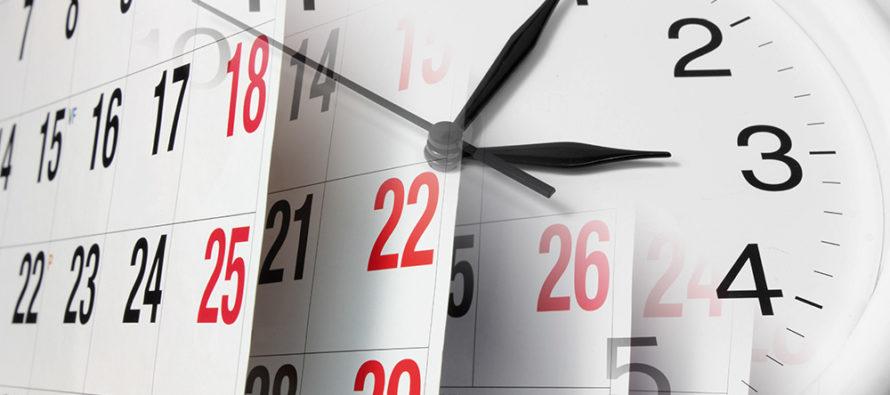 Kalendár udalostí