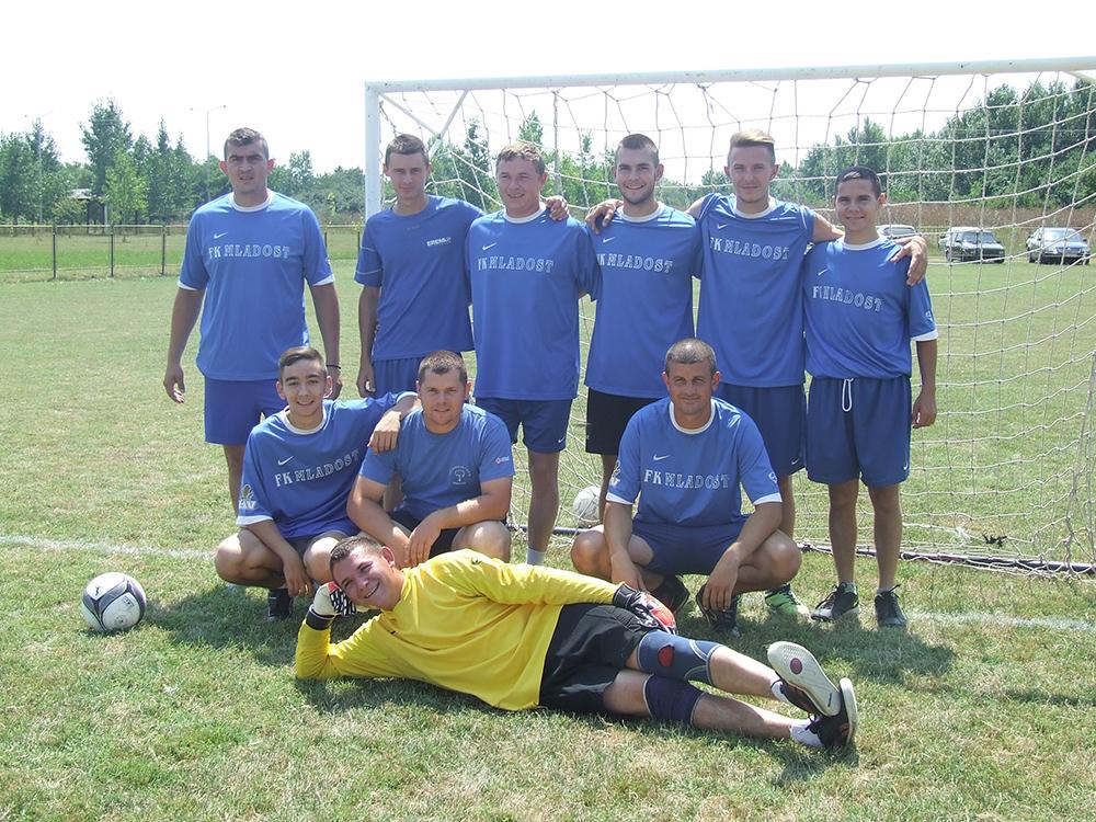 Niektorí hráči Mladosti pravidelne hrávajú aj na matičných turnajoch