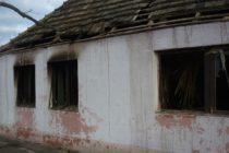 Šesťčlennej rodine zhorel dom