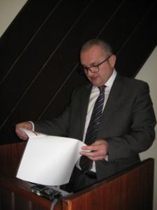 Predseda obce Predrag Belić mieni, že rozpočet je reálny a úsporný