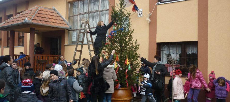 Vianočný program v Bielom Blate