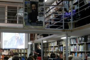 Účastníci podujatia literárne a hudobne prejavili úctu a vďaku Ľudovítovi Štúrovi (28. 10. 1815 – 12. 1. 1856)