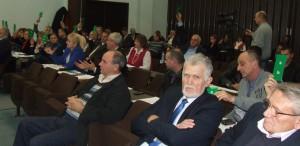 Hlasovanie výborníkov o rozpočte na rok 2016