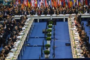 Ministerská rada OBSE: pár tisíc účastníkov